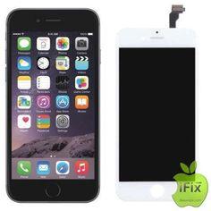 Cambiar pantalla de iPhone 6 Plus - iPhone 6 Plus (Apple). Cambiar la pantalla de tu iPhone 6 Plus ahora es posible en JaviSystem.