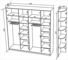 Bedroom wardrobe storage built ins shelves 20 Ideas Bedroom wardrobe storage built ins shelves 20 Ideas