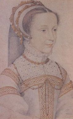 Mary Tudor (Bloody Mary) earned for having had 300 people burned at the stake (in three and 1/2 years) in her religious persecutions to restore the Roman Catholic Church's place in England. Mary was Elizabeth I's older sister. Mary was the daughter of King Henry VIII's first wife, Catherine of Aragon,