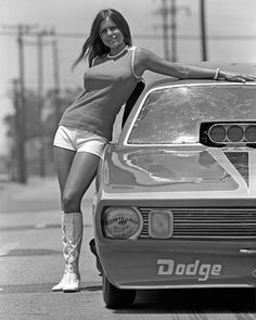 Barbara Roufs This is another person who is often misidentified as Jungle Pam Hardy. Pin Up, Bmw 130i, Pam Hardy, Sexy Autos, Dragster, Kdf Wagen, Jungle Jim's, Mopar Girl, E36