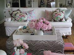 LOVE this setup!