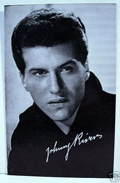 An early publicity photo of Johnny Rivers in New York City, where I met him in the late Johnny would go through some major cha. 60s Music, Music Icon, The 7th Son, Johnny Rivers, Watching My Mom, Karen Carpenter, American Bandstand, Summer Rain, Old Soul