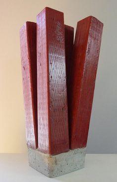 Quatre quatre par quatre, 2014, JR Jonathan Roy artiste peinture sculpture Art Public, Bookends, Sculpture, Home Decor, Artist, Paint, Sculpting, Decoration Home, Sculptures