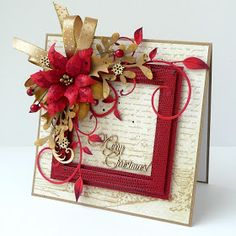 Want to know more about Homemade Christmas Cards Christmas Paper Crafts, Homemade Christmas Cards, Christmas Cards To Make, Xmas Cards, Christmas Greetings, Homemade Cards, Handmade Christmas, Holiday Cards, Christmas Music