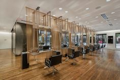 6 Salon in Birmingham, Michigan, has captured a Salon of Distinction honor in the 2014 SALONS OF THE YEAR.