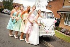 Bildergebnis für bridesmaids dresses pastel