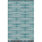Found it at AllModern - Bazaar Teal/Chocolate Area Rug