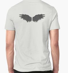 """Demonic wings"" T-Shirts & Hoodies by cool-shirts 