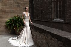 Wedding dress TINASHE by Atelier Ivoire! www.atelierivoire.bg