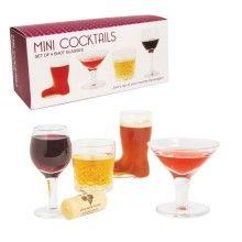 Vasos de chupito para fiestas - cocktail