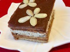 3 bit z migdałkami No Bake Cake, Tiramisu, Baking, Blog, Ethnic Recipes, Ann, Kuchen, Patisserie, Bread