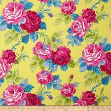1 Yard Designer Jennifer Paganelli Good Company Isabelle Canary Fabric