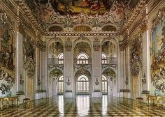 nymphenburg palace | postcard - Nymphenburg Palace | travel | Pinterest…