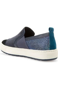 Free shipping and returns on Geox 'Breeda' Slip-On Sneaker (Women) at Nordstrom.com. A lightweight slip-on sneaker with a sleek, street-chic look is fitted with Geox's impermeable Evergreen sole that blocks underfoot moisture from seeping in while maintaining excellent ventilation, keeping your foot dry and comfortable.
