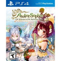 Great Atelier Sophie: The Alchemist of the Mysterious Book sale ($24.99  S/H) it's currently $39.99 on Amazon. #Playstation4 #PS4 #Sony #videogames #playstation #gamer #games #gaming