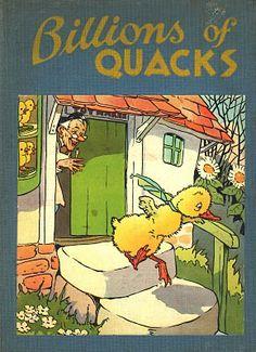 A.E. Kennedy / Billions of Quacks