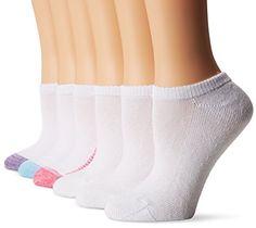 Hanes Women's 6 Pack Comfort Blend No...