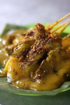 sate padang - makes me miss home and my mom's cooking. :0
