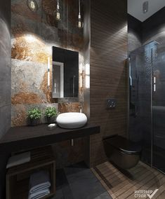 Bathroom Organization, Bathroom Ideas, Showroom Design, Interior Design, Washroom, Toilets, Organizing, Bathtub, Mountain
