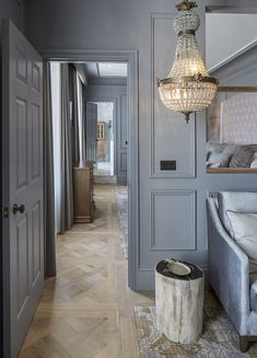 Intricately patterned wood floors are now very much on trend, and Design collates all the Havwoods' blocks which are perfect for the job Versailles Pattern, Floor Framing, Floors, Wood Flooring, Encaustic Tile, French Home Decor, Gray Interior, Victorian Homes, Interior Design Inspiration