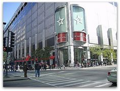 The American Girl store in Chicago