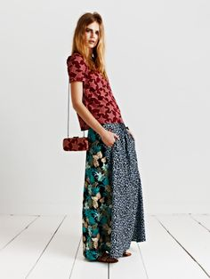 Scotch & Soda Collection | Scotch & Soda I know it is too young for me but I love the pattern combo