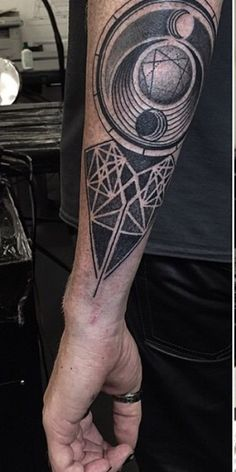Adam Lambert's New Ink