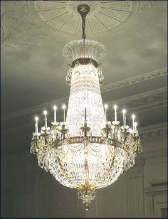 famous chandeliers - Google Search