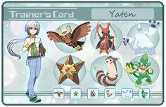 Yaten trainer card