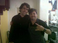 Chef Alfonso Cadena (El Gourmet) y Chef Manuel Salcido!!! 6/Agosto/2012 Gdl!!!