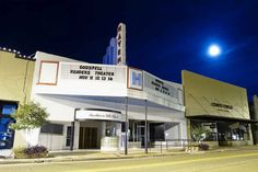 Brookhaven Little Theatre in Brookhaven, Mississippi - Taken by Tate Nations