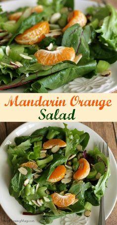 Mandarin Tossed Sala
