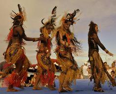 african dancing | Waikiki St-Martin - Caribbean