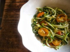 Paleo Zucchini