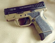 Springfield xd xdm and xd mod2 aftermarket slide stuff to fde xd mod 2 9mmloading that magazine is a pain get your magazine speedloader today sciox Choice Image