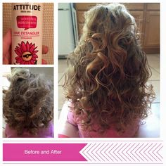 """Thank you Jade Buchanan for the great pic!  """"I was so excited to receive @attitudeliving detangler in my #NurtureVoxBox from @influenster since we go through a lot of it around here! I loved the light scent. So many products for littles smell so overwhelming. We will definitely be buying this in the future! #ATTITUDEatTarget """" #FridayFavorites #iliveconsciously"""