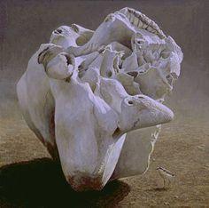 http://robertbateman.ca/paintings/ElephantSkullKittlitz.htm