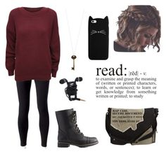 """""""Untitled #230"""" by awakard-jedi-turtle ❤ liked on Polyvore featuring Jockey, WearAll and Charlotte Russe"""