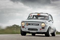 Very, very quick Fiat Abarth 1000 OT. Picture for CorsaItalia Magazine.