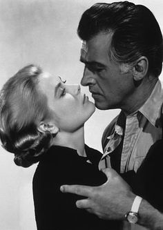 Stewart Granger and Grace Kelly - when romance in movies was worth watching