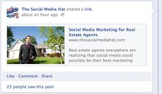 How to link to a Facebook Post | The Social Media Hat