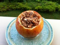 Baked Apple Treat