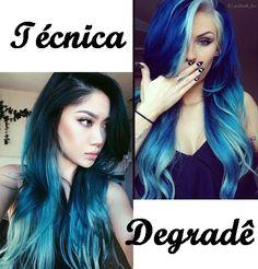 Oooi gente, como estou nessa vibe de cabelos azuis, fiz um post bem legal dando dicas e inspirações para quem gosta de cabelo fantasia ou quem está a fim de mudar o visual. Confira https://francysrodrigues.wordpress.com/2015/08/19/cabelos-azuis/