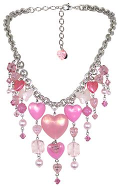 Acid Alice Couture Multistrand Necklace Jewelry Pinterest Tarina Tarantino And