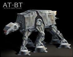 AT-BT by Hazelrothjason.deviantart.com on @DeviantArt