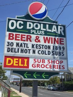 OC Dollar Store Plus Beer & Wine Local Hotels, Ocean City Md, Retail Stores, Social Media Site, Hotel Deals, Dollar Stores, Maryland, Trip Advisor, Coupons