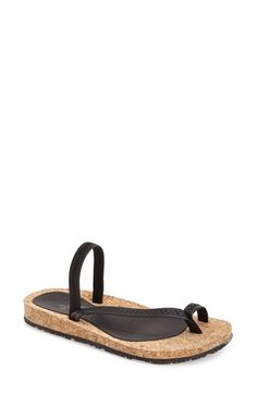c97da8fa1f991c OTZ  Diana  Leather Thong Sandal (Women) available at  Nordstrom Leather  Sandals