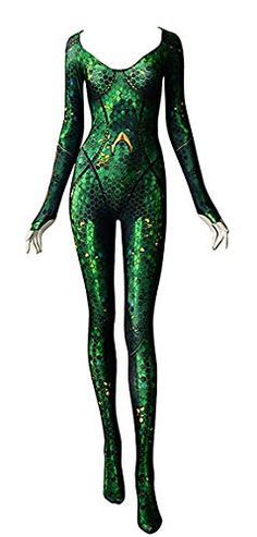 Masika is the daughter of Esther and Triton, King of Atlantis, raised… Halloween Suits, Halloween Cosplay, Halloween Costumes, Halloween 2020, Bodysuit Costume, Dc Cosplay, Cosplay Costumes, Aquaman Costume