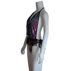 0d6ae16f4ec Amethyst Sequin Bodysuit – THE LUMi SHOP Sequin Bodysuit