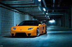 #honda #acura #nsx #orange repinned by www.BlickeDeeler